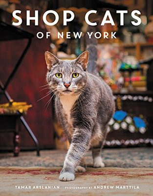 Shop Cats of New York [전시도서]