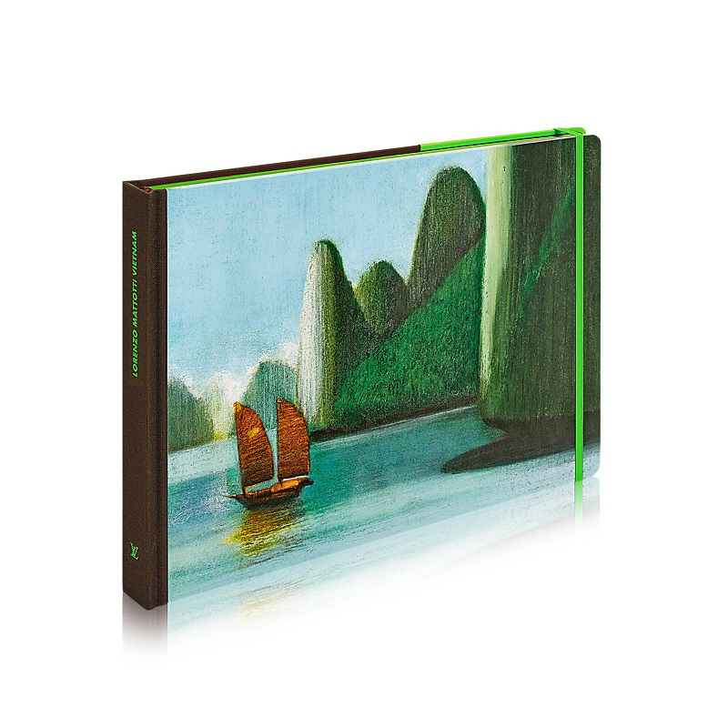 Louis Vuitton Travel Book - Vietnam