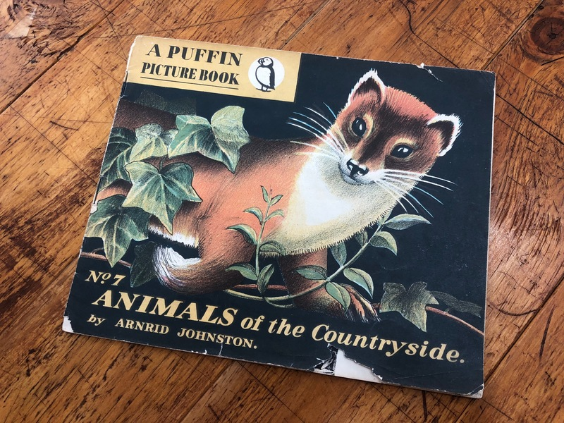 Animals of the Countryside [1941년 초판본]
