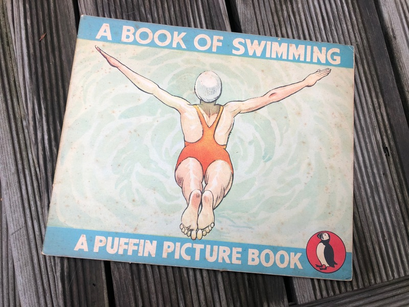 A Book of Swimming [1945년 초판본]