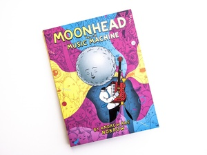 Moonhead and the Music Machine (페이퍼백)