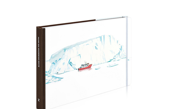 Louis Vuitton Travel Book - The Arctic