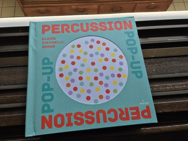 Percussion Pop up