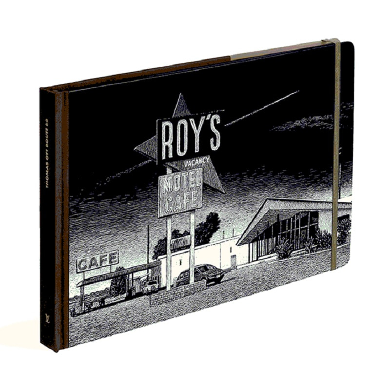 Louis Vuitton Travel Book - Route 66