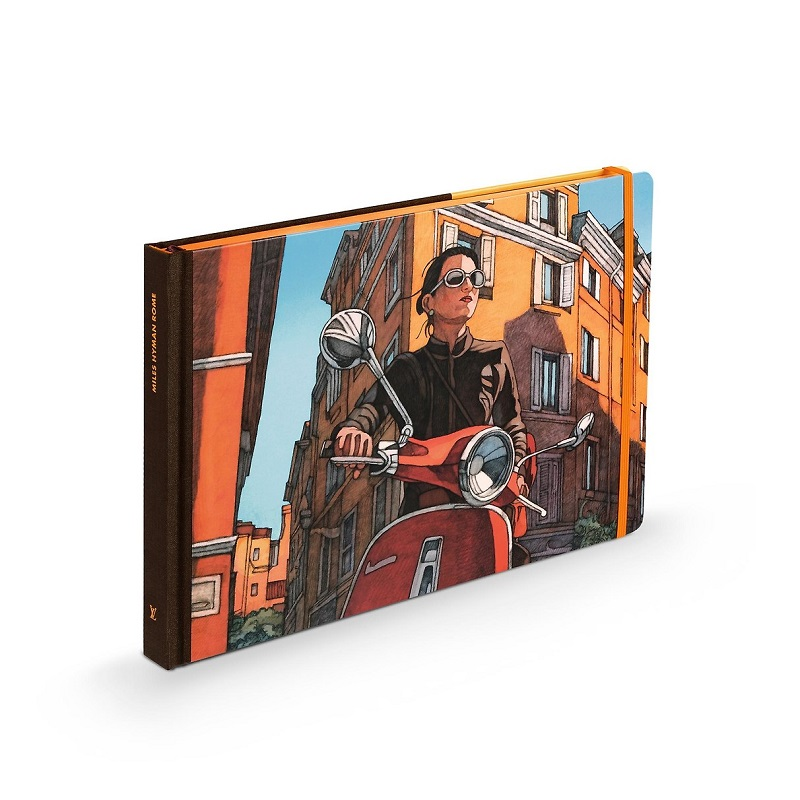 Louis Vuitton Travel Book - Rome
