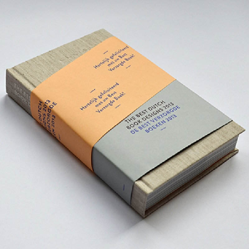[카달로그] The Best Dutch Book Designs 2013