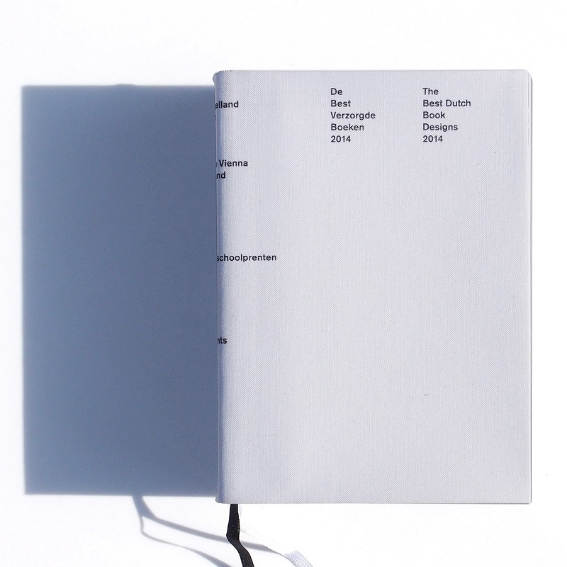 [카달로그] The Best Dutch Book Designs 2014