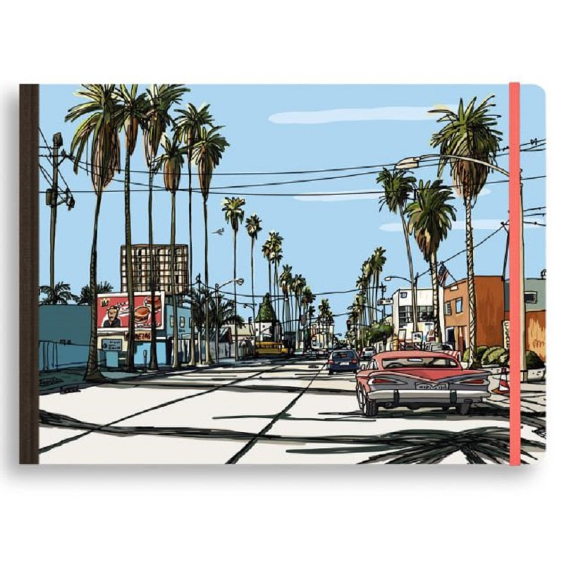 Louis Vuitton Travel Book - Los Angeles