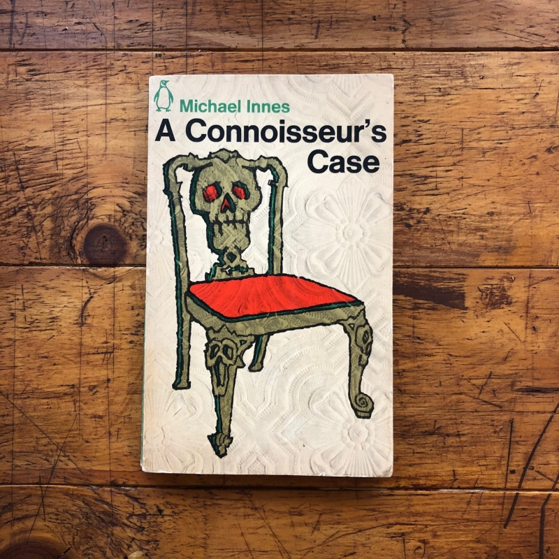 A Connoisseur's Case (No.2410)