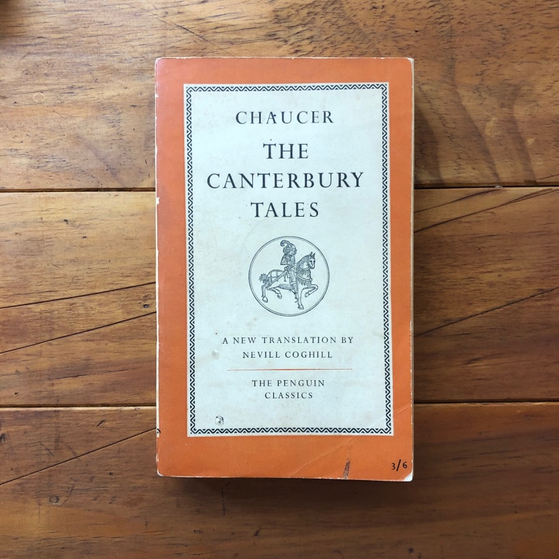 The Canterbury Tales (L22)