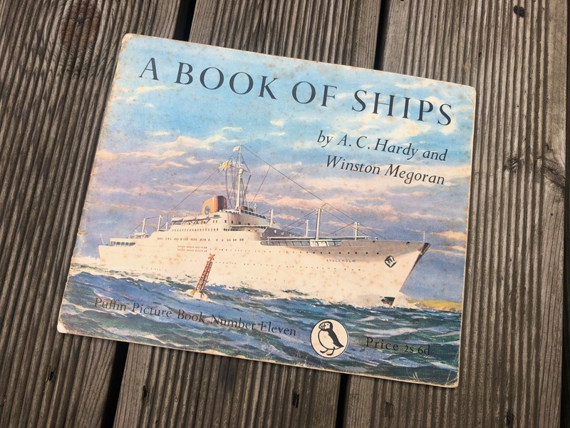 A Book of Ships [1952년 초판본]