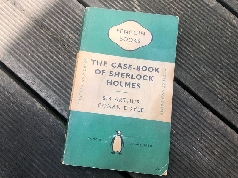 The Case-Book of Sherlock Holmes [1953년판]