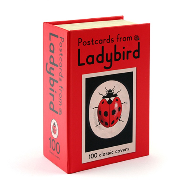 [엽서세트] Postcards from Ladybird