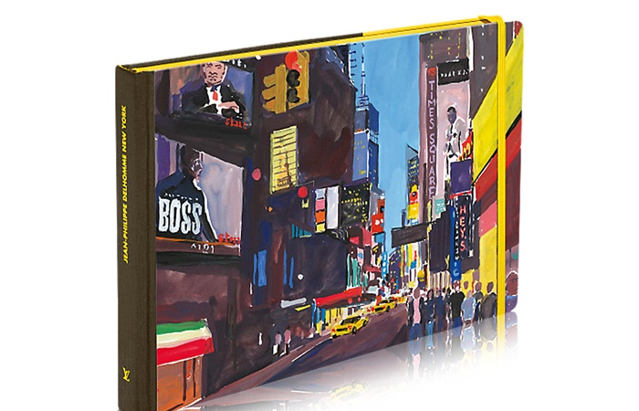 Louis Vuitton Travel Book - New York