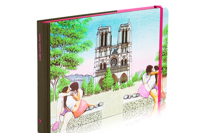 Louis Vuitton Travel Book - Paris