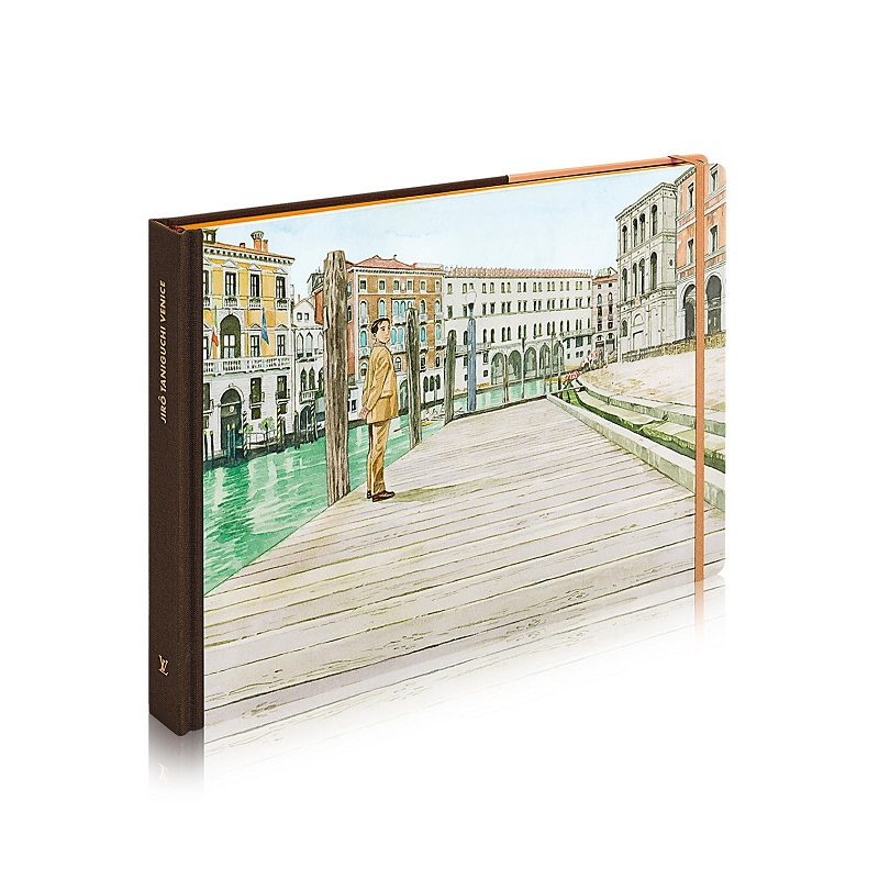 Louis Vuitton Travel Book - Venice